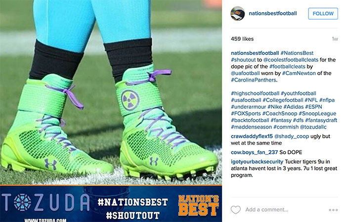 cam-newton-lime-green-cleats