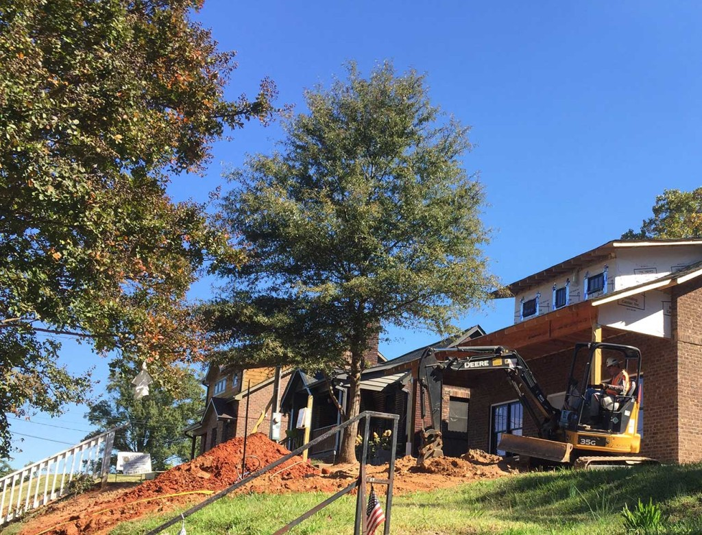 Where the new houses are being built in Charlotte (+ the 5 most expensive)