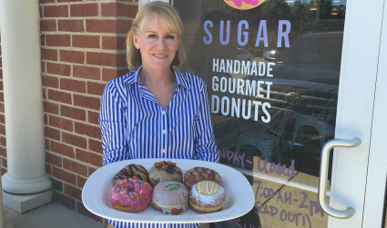 SUGAR Donuts to open brick and mortar location in Ballantyne this weekend