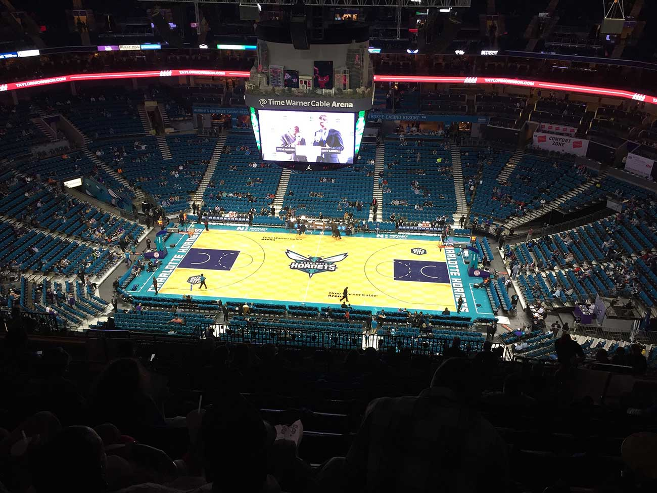 Here's the reason the Hornets are having their best season in years