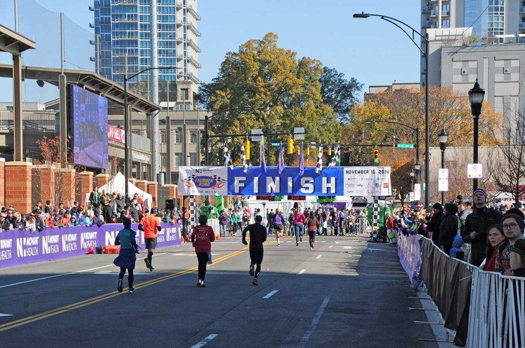 27 upcoming Charlotte-area races that will actually make you want to run, sorted chronologically