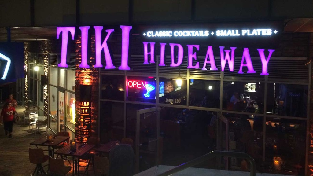 RIP Tiki Hideaway. Here's why you were important to our city