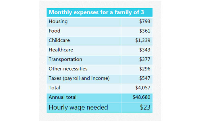 Mecklenburg-County-Family-of-3-Expenses