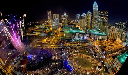 Ring in 2017 with fireworks, food trucks and live music in Romare Bearden Park