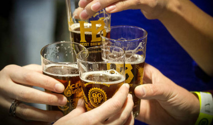 Drink local for a cause at the 5th Annual Queen City Brewers Festival