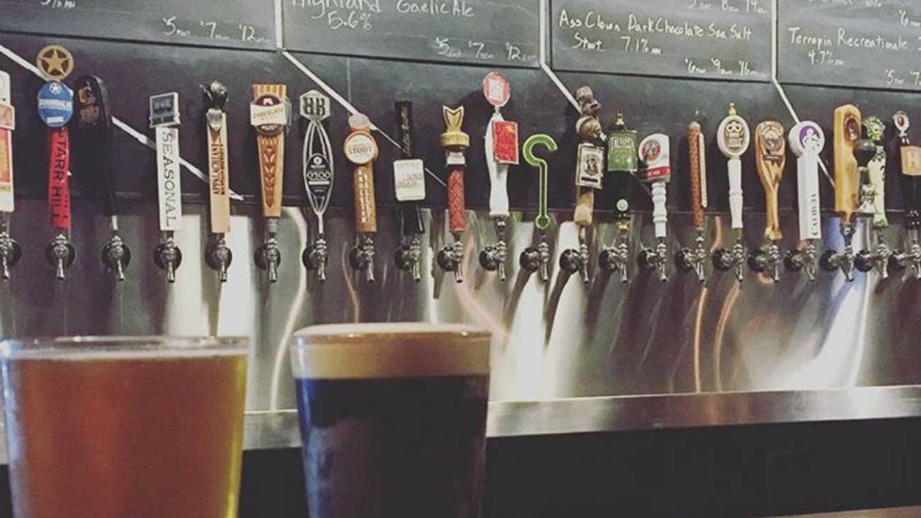 Why Craft Tasting Room and Growler Shop is my favorite spot in South End