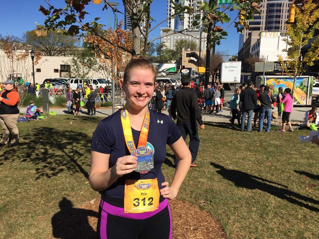 Turning 30: How I learned to stop running in Charlotte