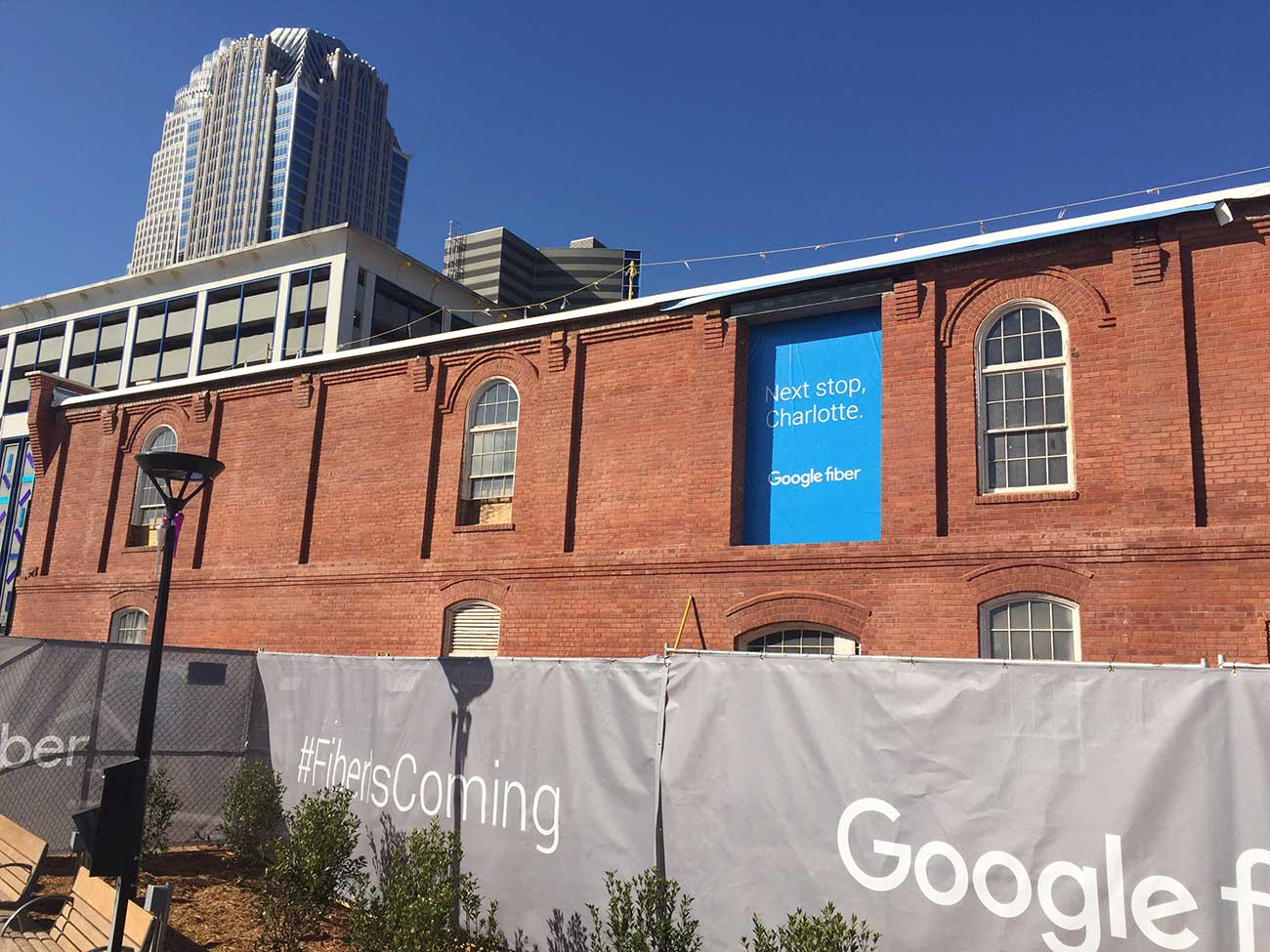 Google Fiber announces plans and pricing for Charlotte