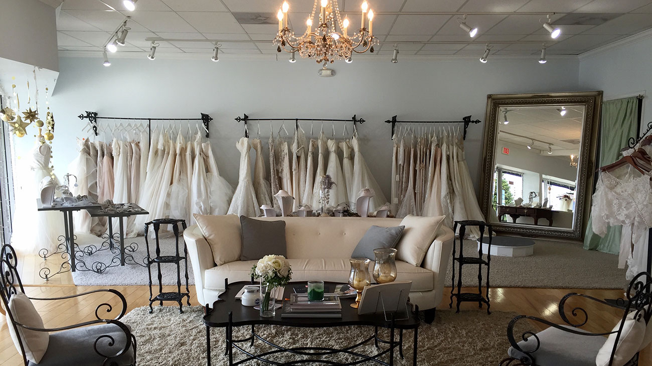 9 places to say yes to the dress + 6 tips for painless shopping