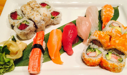 4 places to get all-you-can-eat sushi in Charlotte