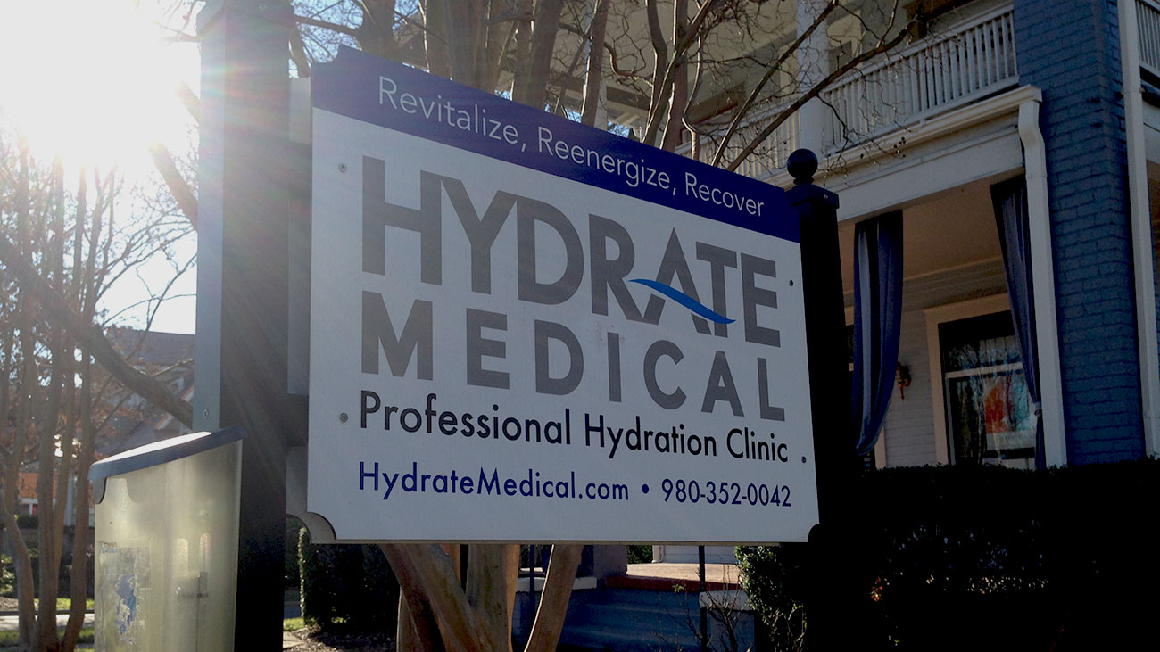 Hydrate Medical: A solution for your worst hangovers
