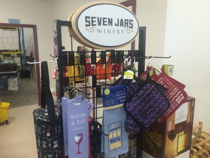 seven jars products