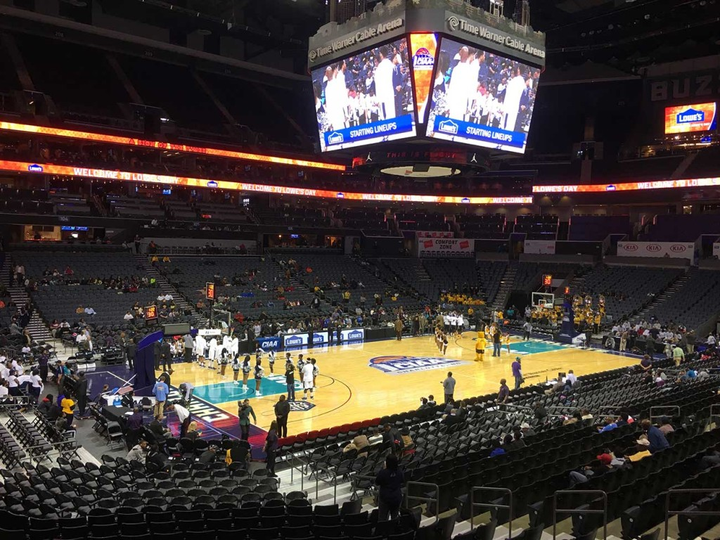 CIAA basketball tournament staying in Charlotte for 2018