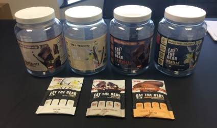 This sneaky big Charlotte startup sold $1 million of protein powder last year