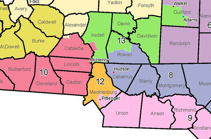 Proposed-Mecklenburg-Co-Congressional-Map