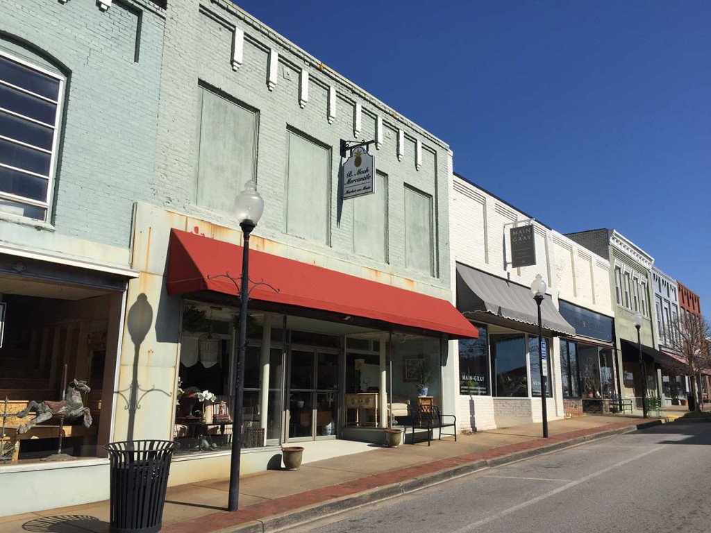 Fort Mill's first coworking space will be opening soon downtown