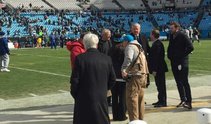 Panthers owner Jerry Richardson to sell team after bombshell report details sexual harassment allegations