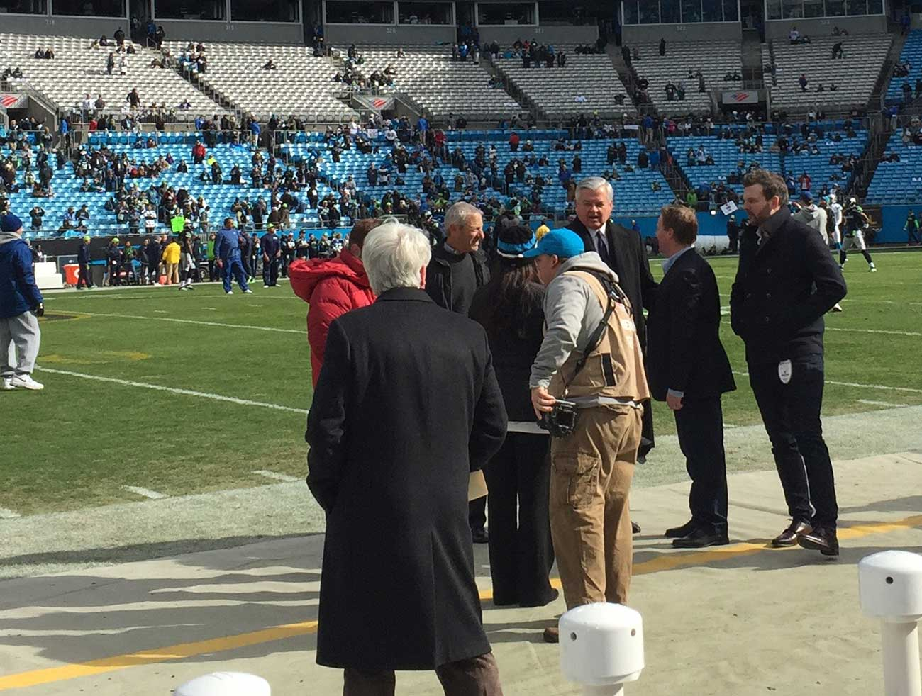 How Panthers owner Jerry Richardson got all his money