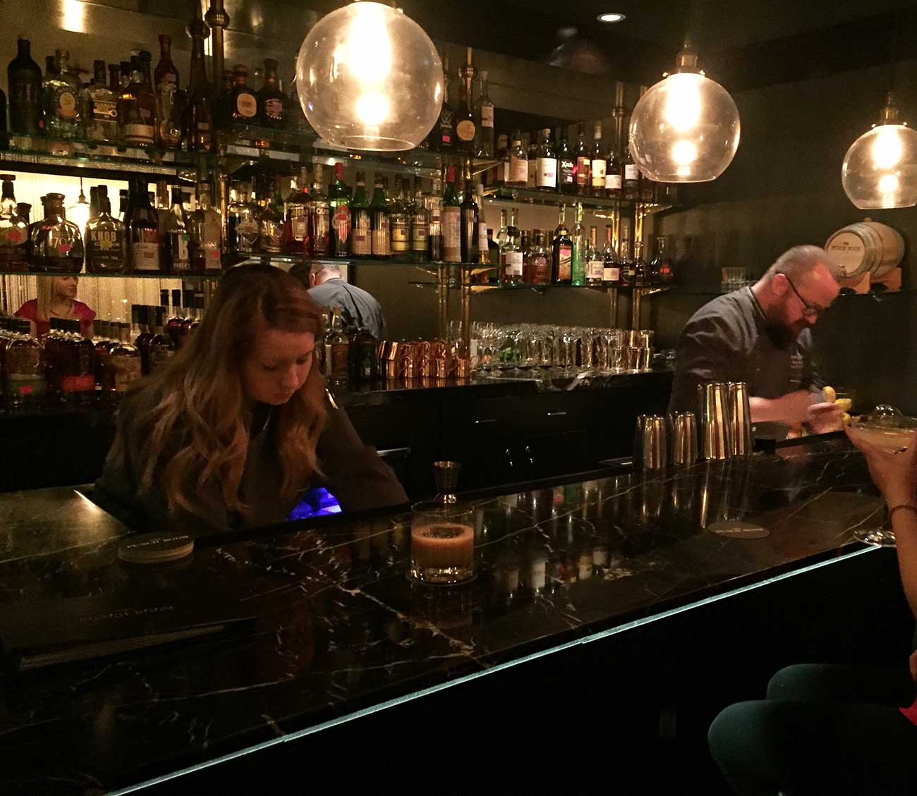 Introducing the new Punch Room apprentice and Charlotte's next great mixologist