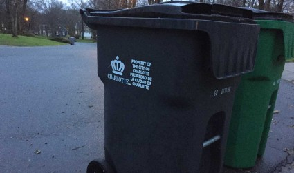 Stop putting all of your grocery bags under the sink or in the curbside bin. Here's what the city wants you to do with them