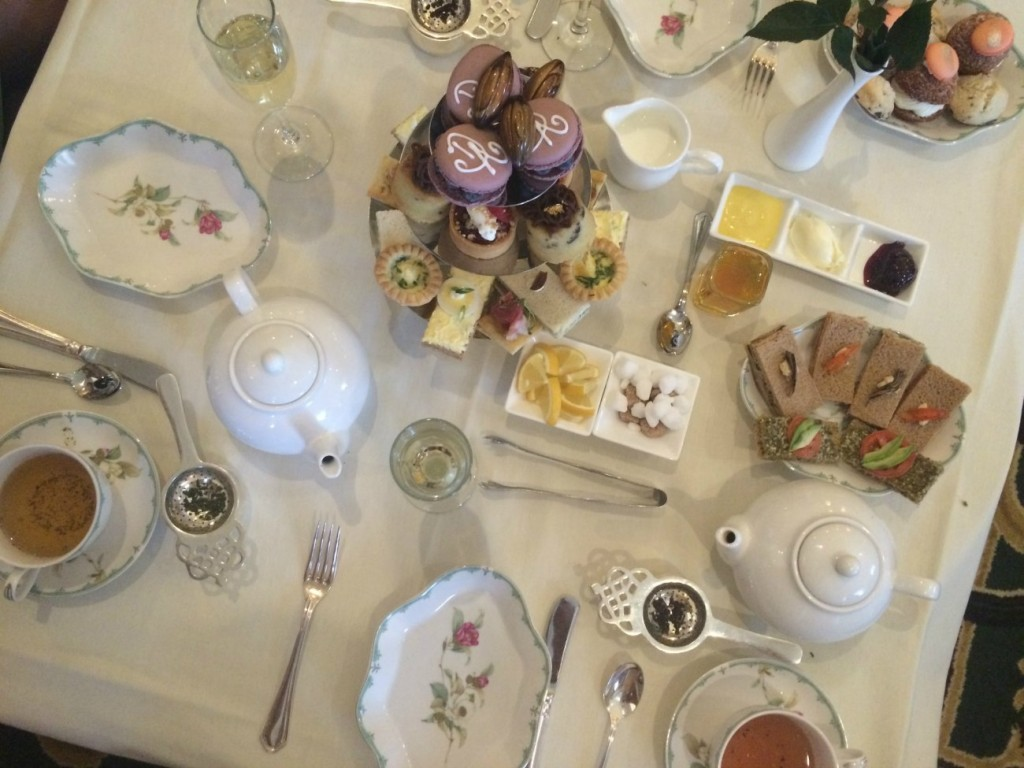 How to attend afternoon tea at The Ballantyne Hotel