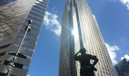 Think Charlotte isn't a financial tech hotspot? The most powerful woman in banking begs to differ