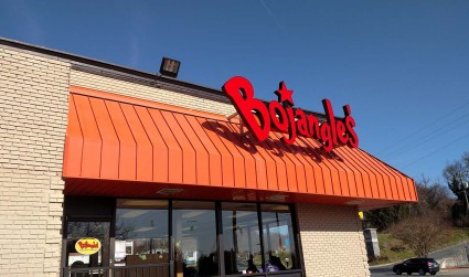 Bojangles' restaurants are getting a new look