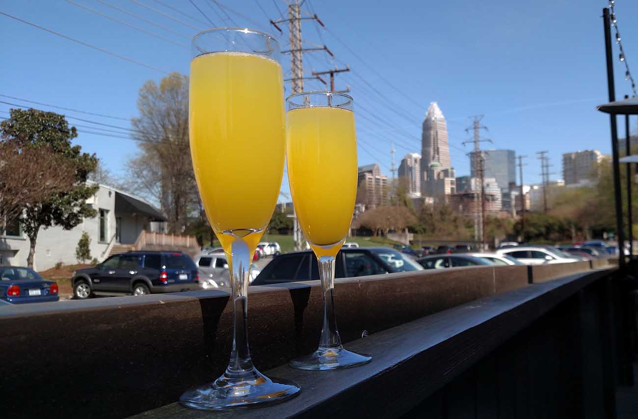 Here's why bottomless mimosas in Charlotte are going away