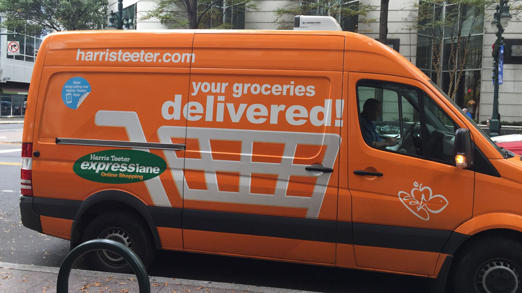 Your guide to Charlotte's grocery delivery options