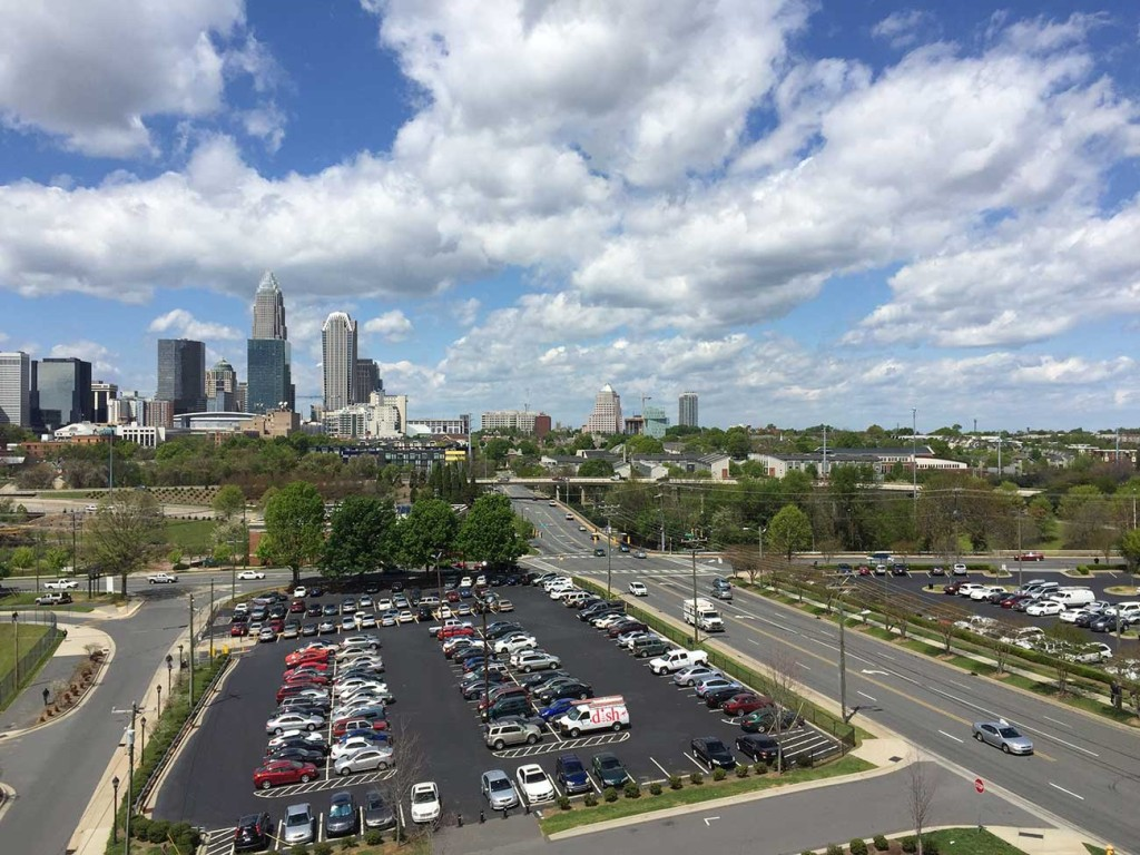 Charlotte wants to build a pedestrian bridge over Independence Boulevard