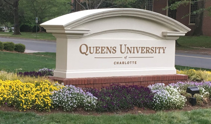 Queens University is starting to add gender-neutral bathrooms around campus