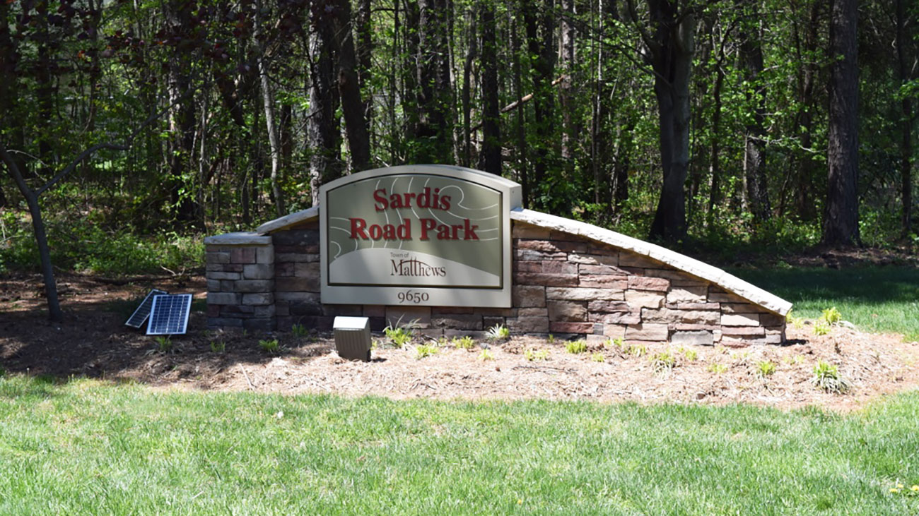 Sardis Park is Charlotte's most overlooked weekend play area