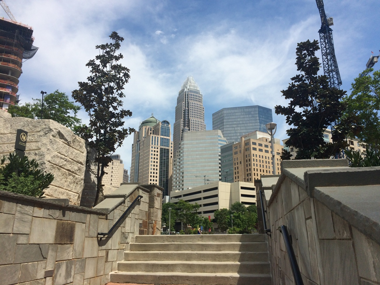 Uptown Charlotte's environmental challenge moves to mobile
