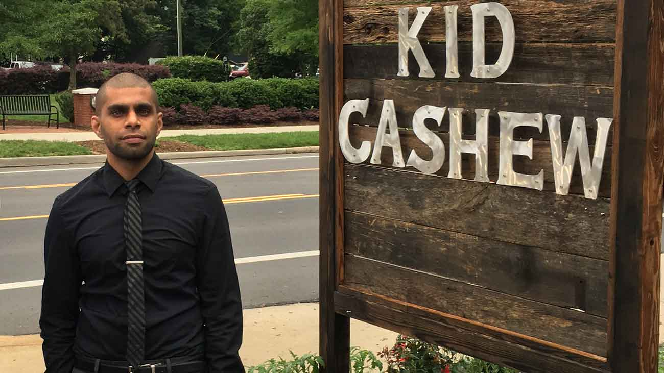 How I Work: Azam Mehdi, partner of Georges Brasserie and Kid Cashew
