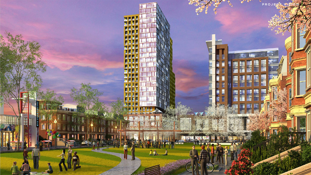 3 visions for the revival of Brooklyn Village Uptown