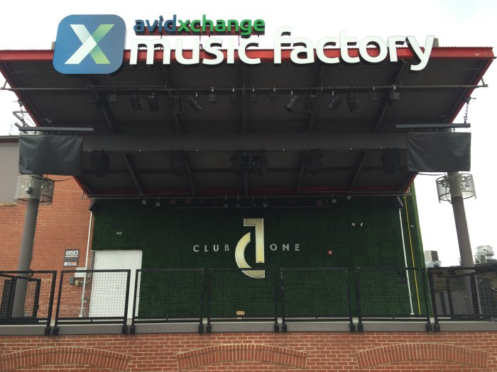 club one music factory