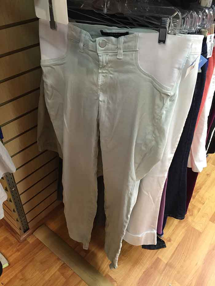 Kid-to-Kid-maternity jeans