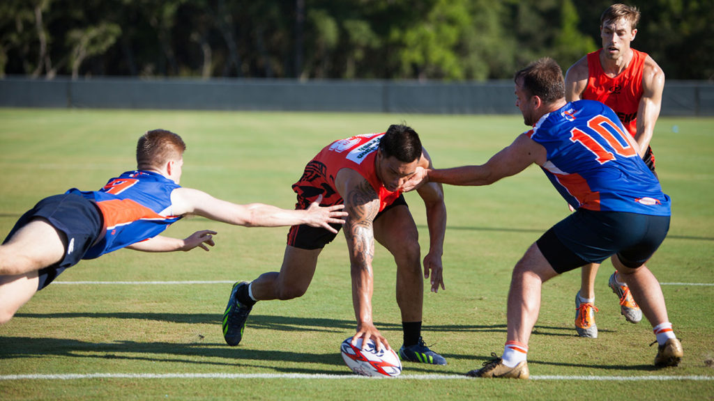 An introduction to touch rugby in Charlotte