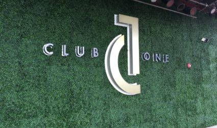 Club One is now open at the Music Factory