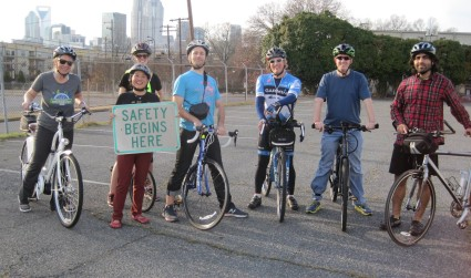 Everything I thought I knew about safe cycling was wrong