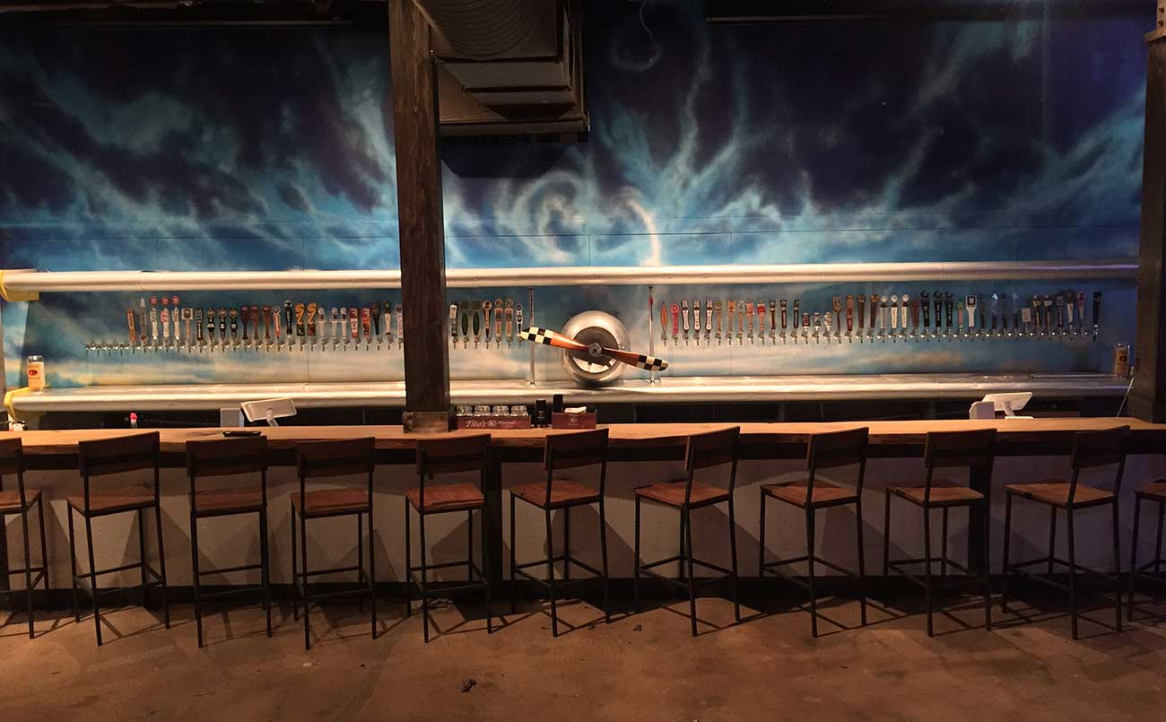Flight is opening Friday and will bring a beer garden mecca to Uptown