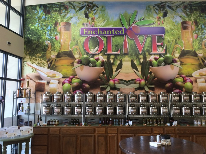 enchanted olive mooresville