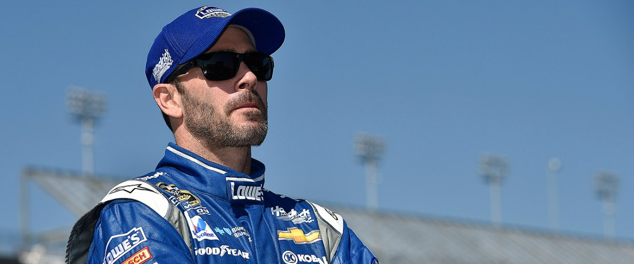 The Jimmie Johnson Guide to Charlotte