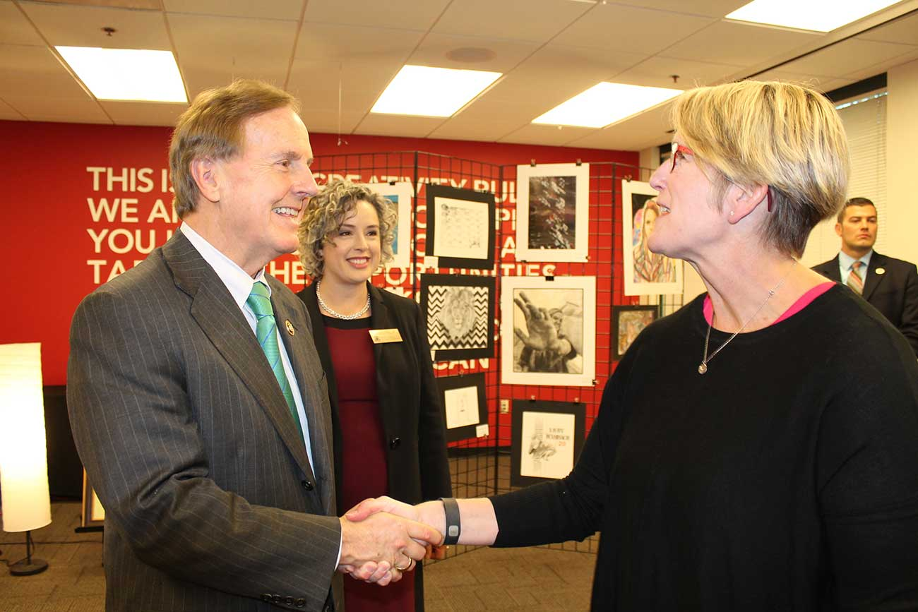 Congressman Robert Pittenger on the national debt, HB2 and the upcoming election
