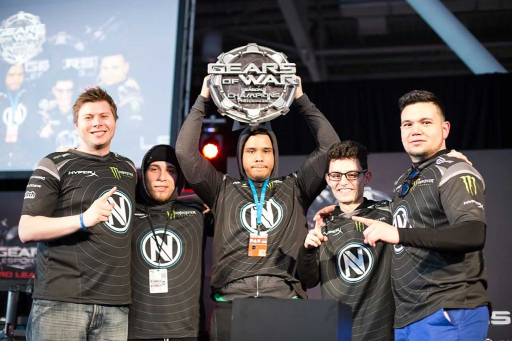 eSports powerhouse Team EnVyUs signs a deal with Charlotte venture capital firm SierraMaya360
