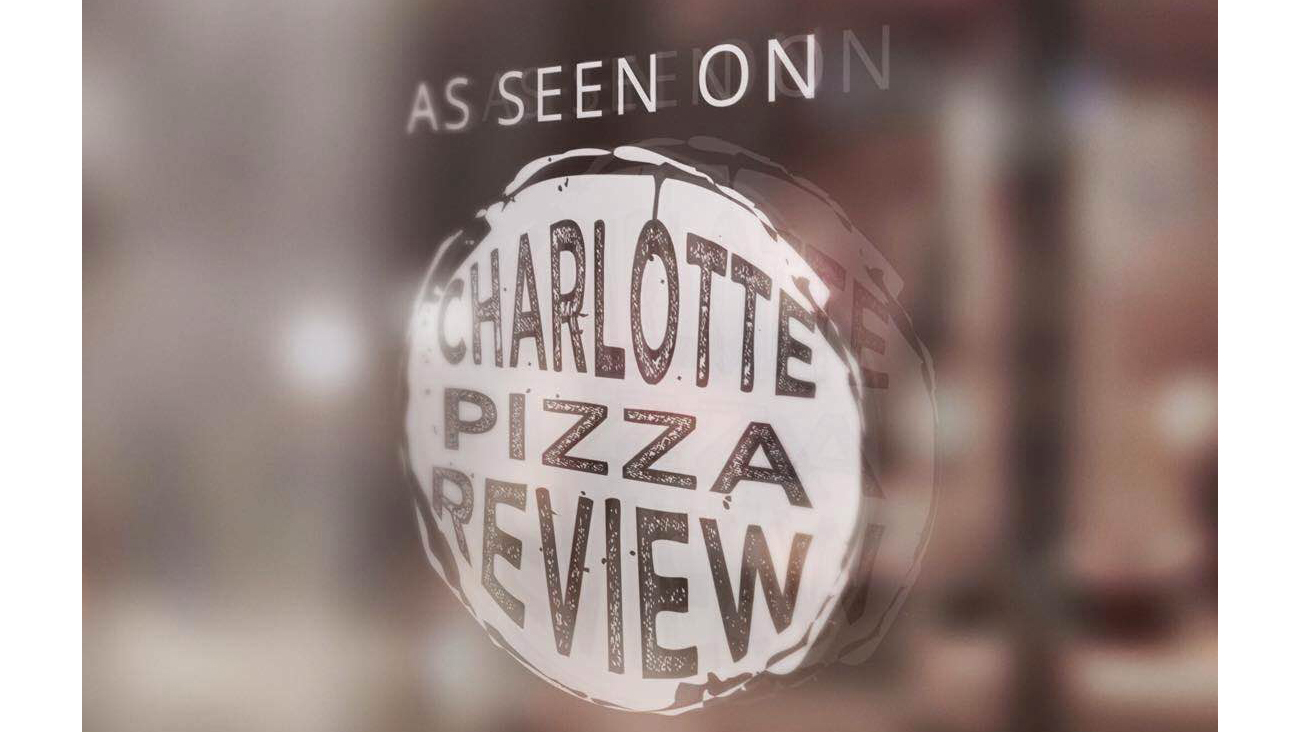 This man plans to review every pizza shop in the Charlotte area