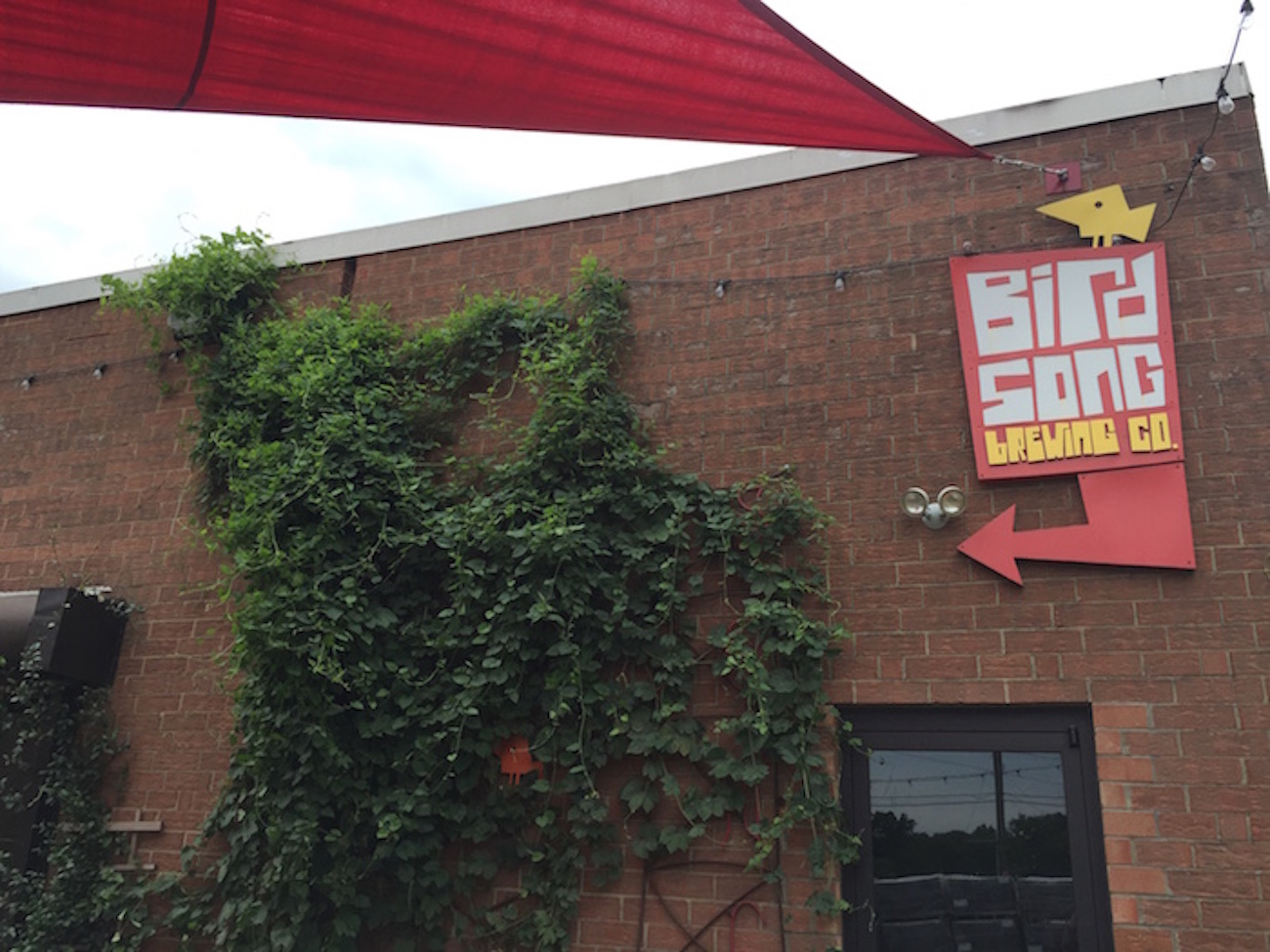 Both NoDa Brewing and Birdsong are upgrading their patios