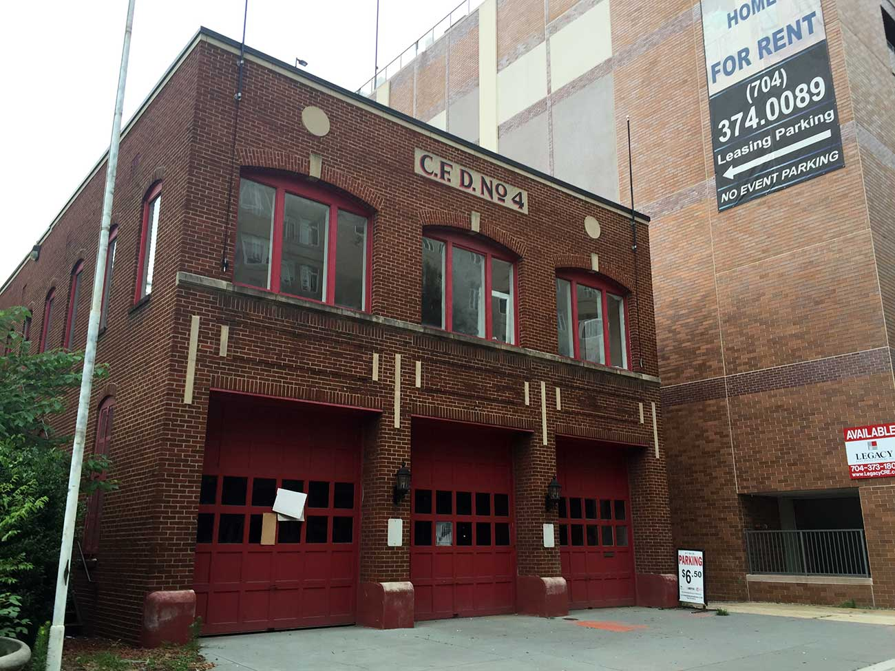Here's what the 5th Street firehouse restaurant will look like