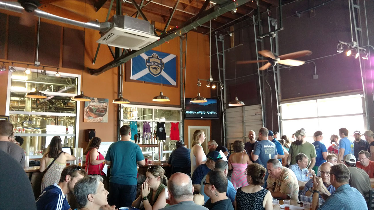 BREAKING: The original NoDa taproom is closing soon (but not forever)