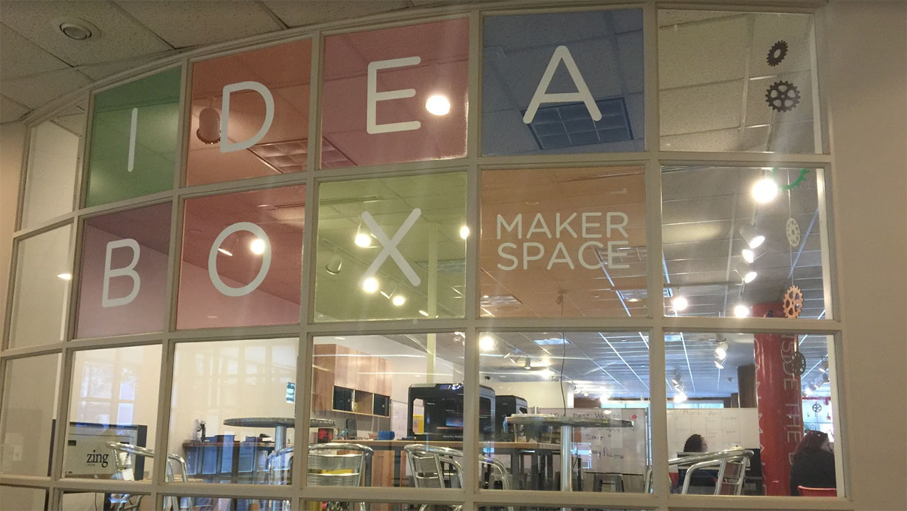 How to go create stuff at Charlotte Mecklenburg Library's makerspace